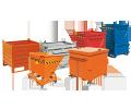 contenitori in acciaio per solidi
