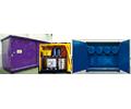 Container stoccaggio fusti taniche cisternette