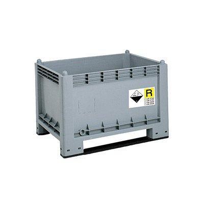 contenitori industriali per stoccaggio batterie