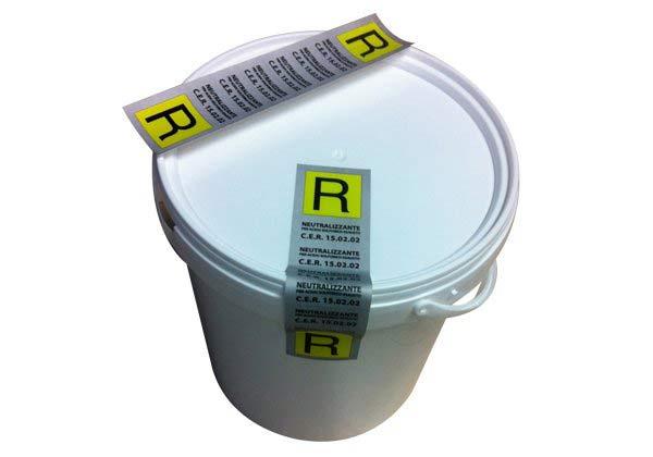 neutralizzante assorbente per acido solforico