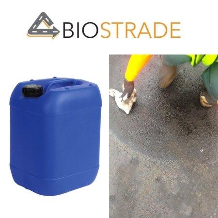 rimozione delle perdite di idrocarburi BIOSTRADE
