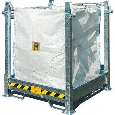 Struttura porta Big Bag in acciaio zincato