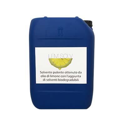 solvente pulente biodegradabile