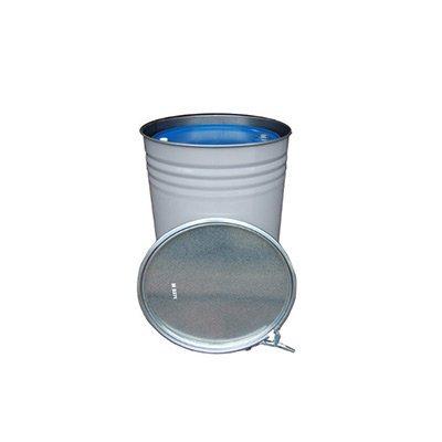 matriosca in metallo per contenere in sicurezza fusti danneggiati