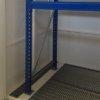 container stoccaggio scaffalatura per fusti