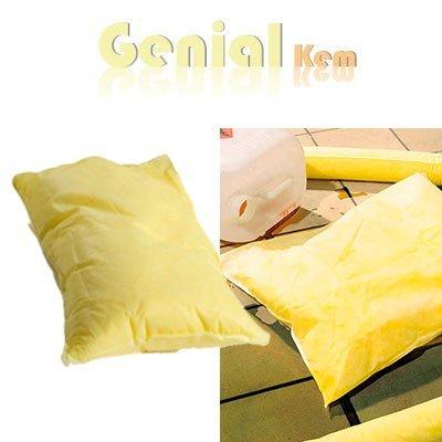 cuscini assorbenti per prodotti chimici