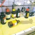 rotoli assorbenti per chimici da laboratorio