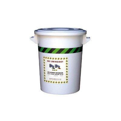 bidone in polietilene per stoccaggio rifiuti