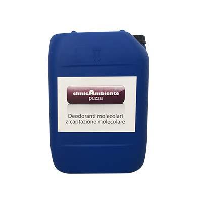 deodorante molecolare per bonifiche
