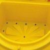 vasca di scolo serbatoio in polietilene per olio esausto