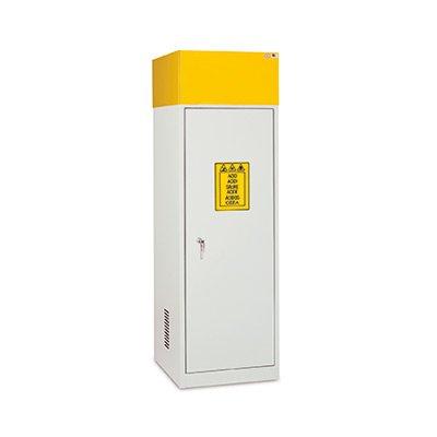 armadi con elettroaspiratore per prodotti chimici