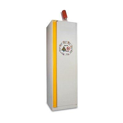 armadio di sicurezza per infiammabili certificato