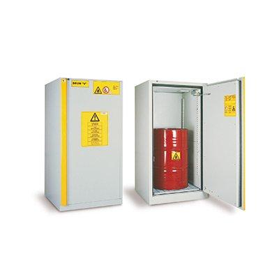 Armadi di sicurezza per fusti o grandi recipienti for Armadi di metallo per uffici