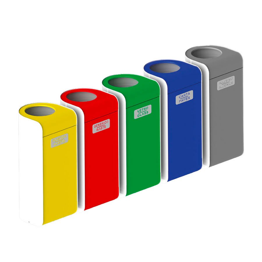 contenitore per raccolta differenziata