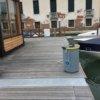 cestino ambientazione porto venezia