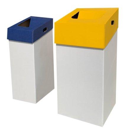 cestini rifiuti in cartone