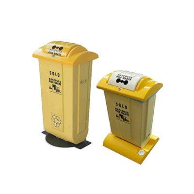 contenitori raccolta pile usate
