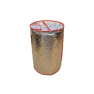 coperture termoisolanti per fusti
