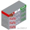 leocover3F Copertura per contenitori carrellati