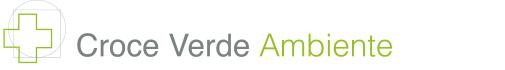 logo croce verde ambiente