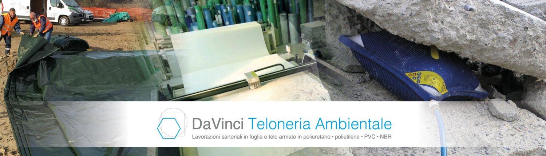 DaVinci Teloneria Ambientale