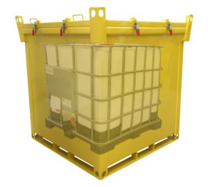 Cassone di sicurezza per IBC trasportate in mare