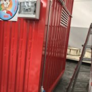 container stoccaggio materie pericolose atex 1