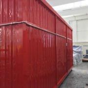 container stoccaggio materie pericolose atex 3