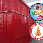 container stoccaggio materie pericolose atex 6