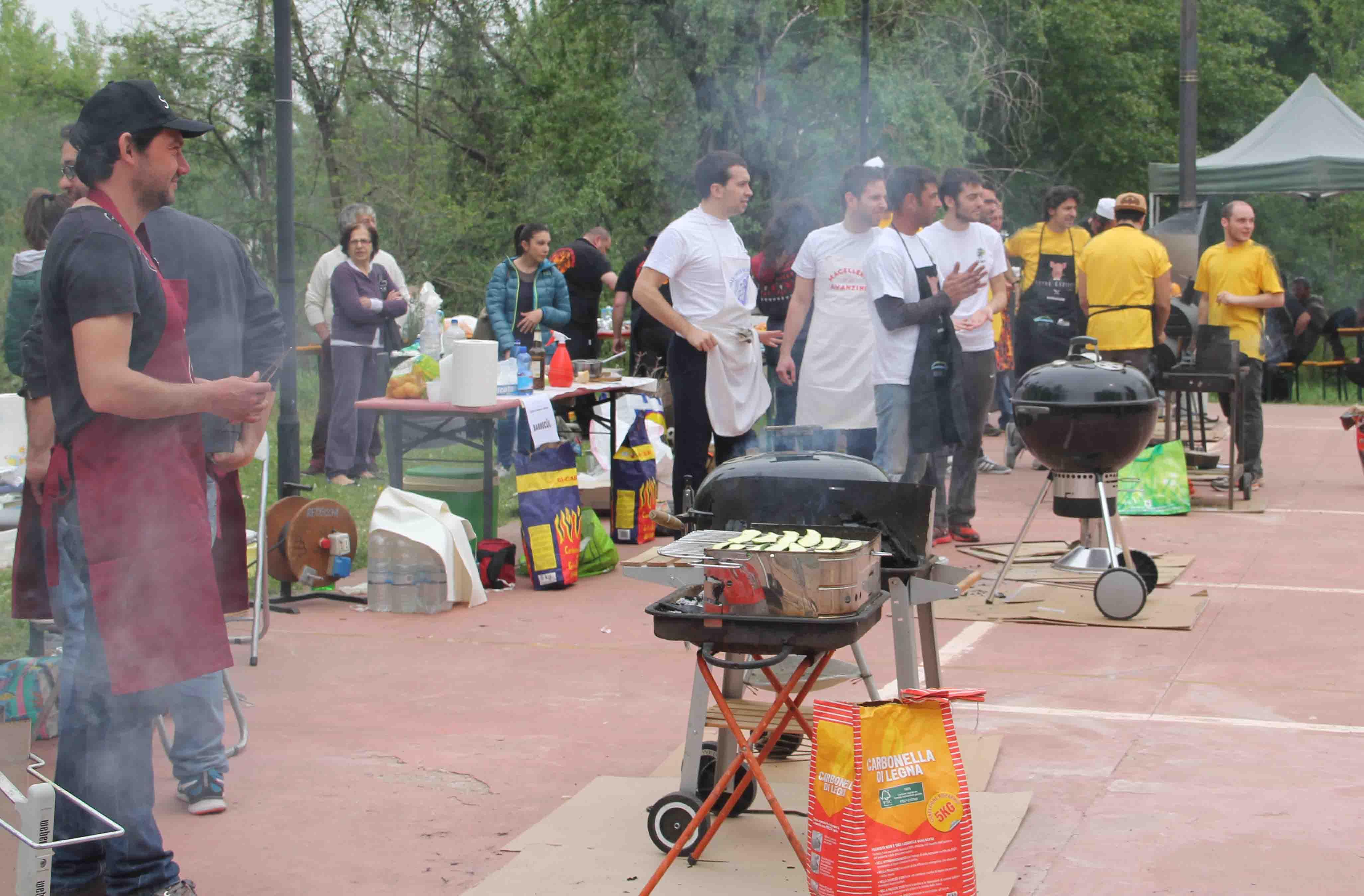 leodavinci ecoattento grill contest rivergaro 2018 7
