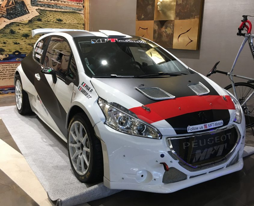 presentazione milano rally show 2018 foto 14