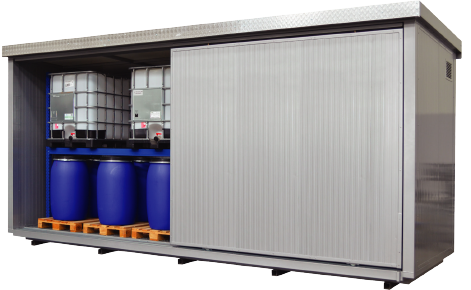 container aperto