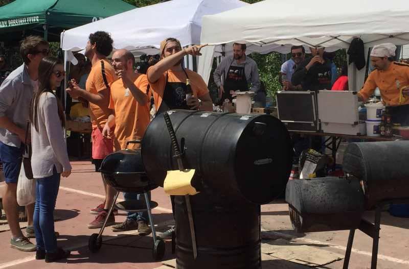 leodavinci ecoattento grill contest rivergaro 2018 1