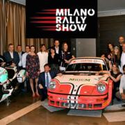 presentazione milano rally show