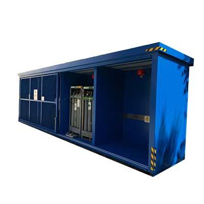 container portabombole