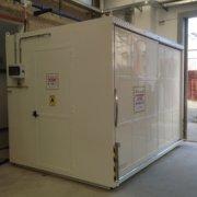 container pressurizzato per sostanze pericolose