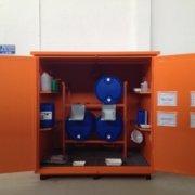 container speciale per travaso e mescita