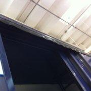 guarnizioni su porte scorrevoli e scossalina