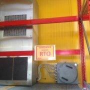 impianto di climatizzazione atex zona 1