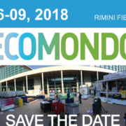 save the date fiera ecomondo 2018