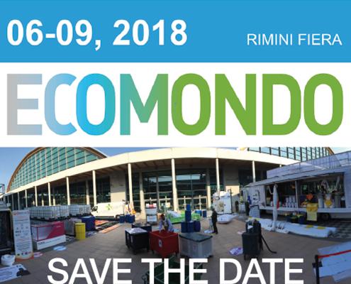 save the date fiera ecomondo 2018