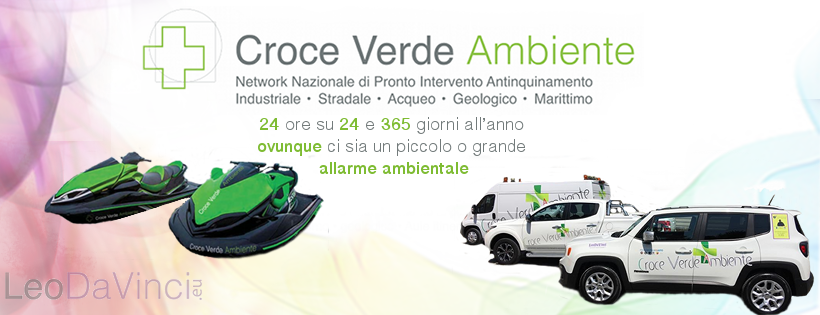 Croce Verde Ambiente in Azione! 2