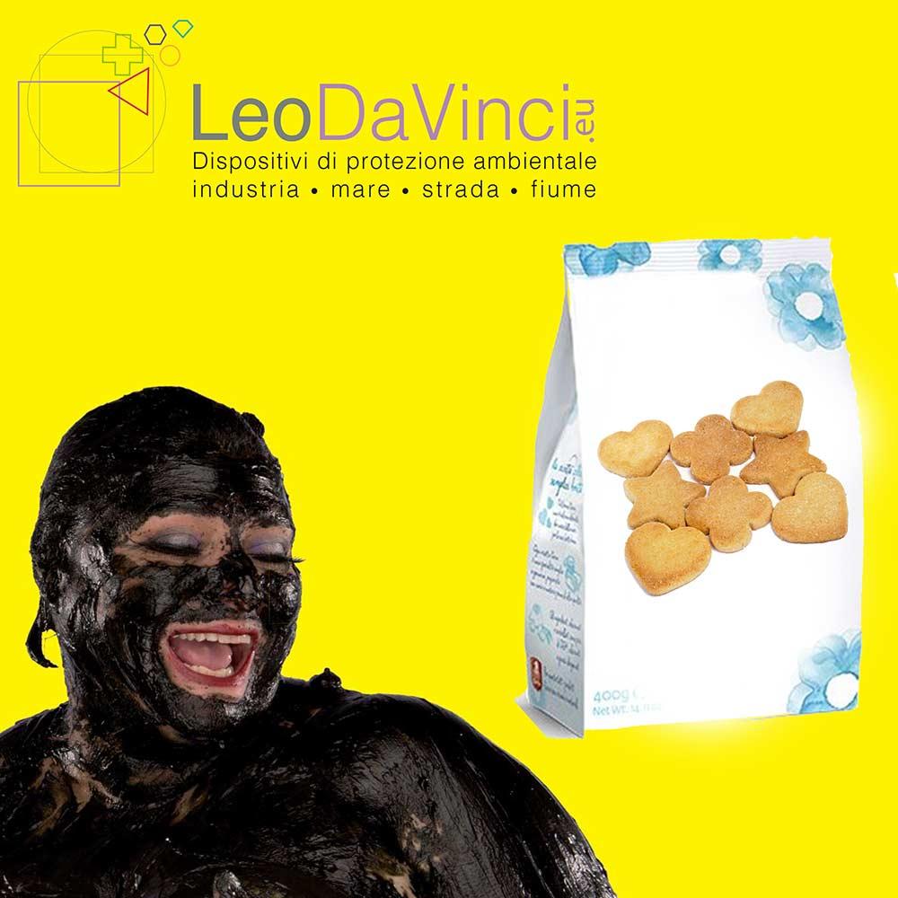 raccolta differenziata packaging biscotti