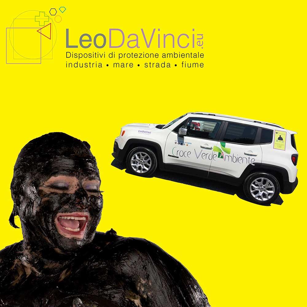 raccolta differenziata deodorante auto