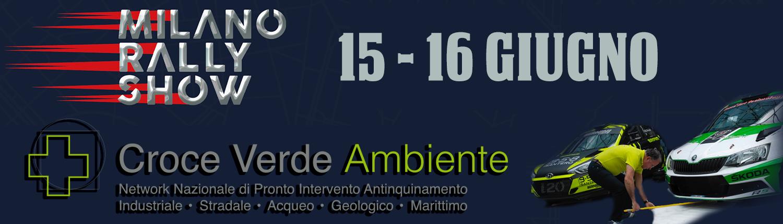 Conferenza Milano Rally Show 2019 manifesto