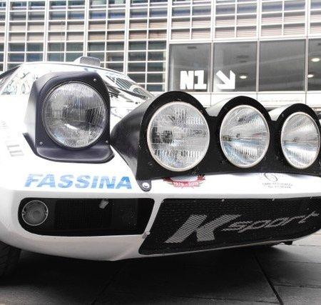Conferenza Milano Rally Show 2019 auto 16