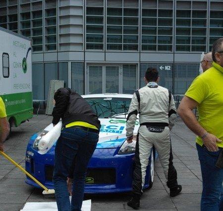 Conferenza Milano Rally Show 2019 auto 15