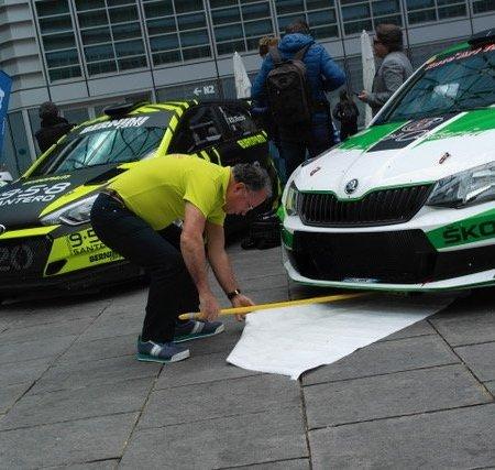 Conferenza Milano Rally Show 2019 auto 13