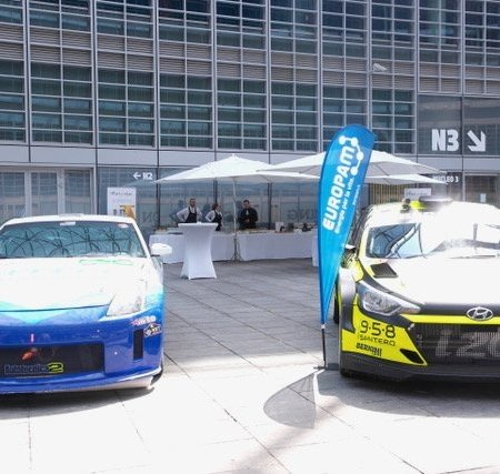 Conferenza Milano Rally Show 2019 auto 03