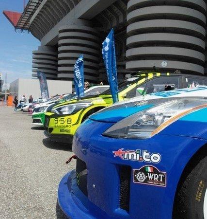 Conferenza Milano Rally Show 2019 auto